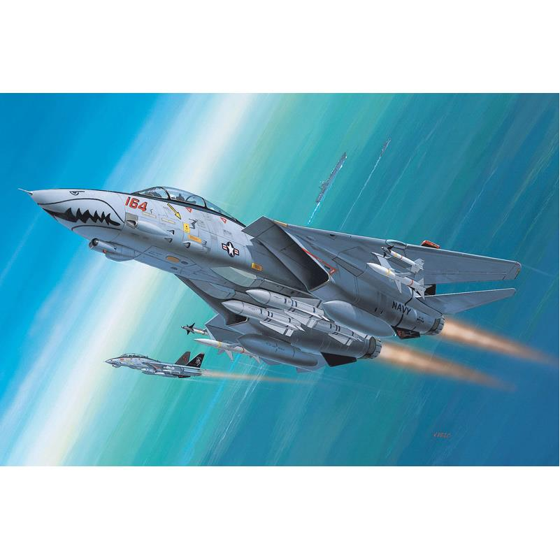 Revell Germany 04049 1/144 F-14D Super Tomcat | Pinnacle Hobby