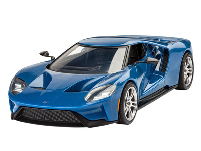 Revell Germany 07678 2017 Ford GT | Pinnacle Hobby