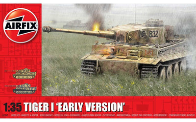 Airfix A1363 1/35 Tiger I Early Version | Pinnacle Hobby