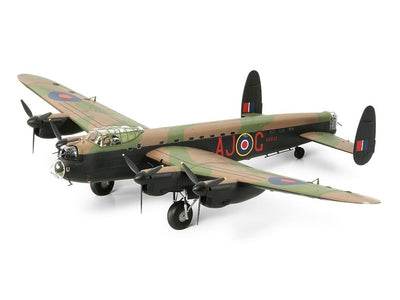 Tamiya 61111 1/48 Avro Lancaster B Mk II SP 'Grand Slam' | Pinnacle Hobby