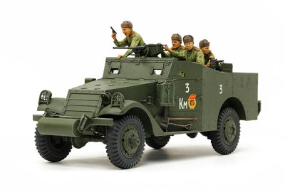 Tamiya 35363 1/35 M3A1 Scout Car | Pinnacle Hobby