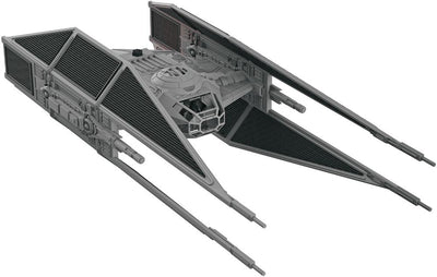 Rmx 85-1647 Kylo Ren's Tie Fighter Snaptite | Pinnacle Hobby