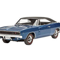 Revell Germany 07188 1/25 1968 Dodge Charger | Pinnacle Hobby