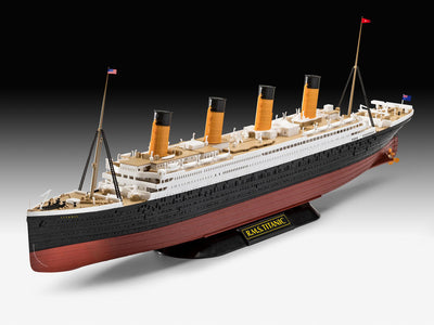 Revell Germany 05498 1/600 RMS Titanic | Pinnacle Hobby