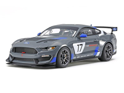 Tamiya 24354 1:24 Ford Mustang GT4 Plastic Model kit | Pinnacle Hobby