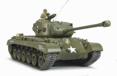 Tamiya 56016 1/16 M26 Pershing: Full option | Pinnacle Hobby