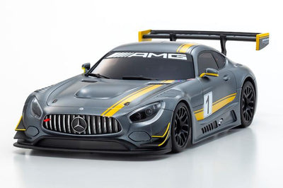 Kyosho 32338GY Mini z RWD Mercedes GT-3 | Pinnacle Hobby