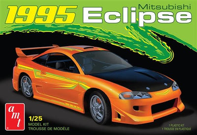 AMT 1089 1/25 1995 Mitsuibishi Eclipser | Pinnacle Hobby