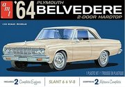 AMT 1188 1/25 1964 Plymouth Belvedere 2 Door | Pinnacle Hobby