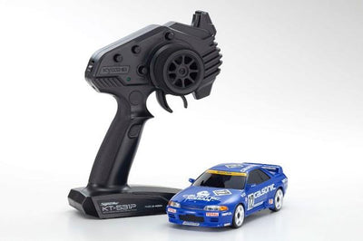 Kyosho 32618CS Mini Z 1990 Nissan Calson GTR R32 Gr. A | Pinnacle Hobby