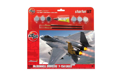 Airfix A55311 1/72 McDonnel DouglasF-15A Eagle | Pinnacle Hobby
