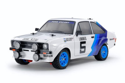 Tamiya 58687 1/10 MF-01X Ford Escort Rally Kit | Pinnacle Hobby
