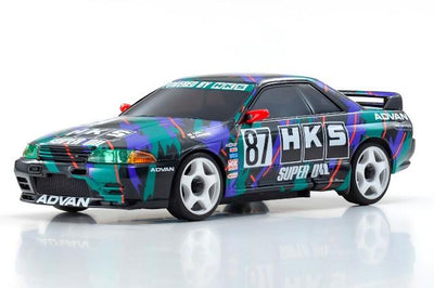 Kyosho 32618HK Mini Z AWD HKS Skyline R32 | Pinnacle Hobby