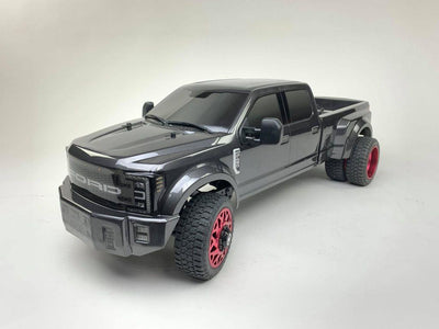CEN Racing 8981 Ford F450 SD Custom Dually Pickup RTR: Grey | Pinnacle Hobby