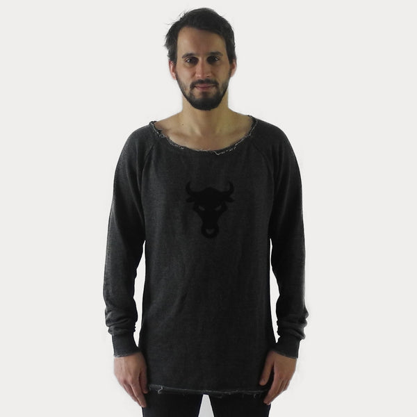 Big Bull Crewneck Sweater - thisisthebull®
