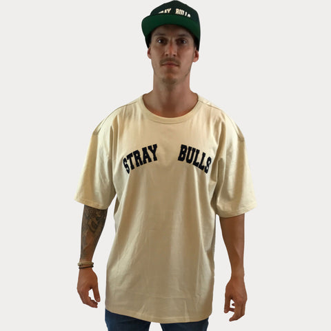 Oversized STRAY BULLS T-Shirt