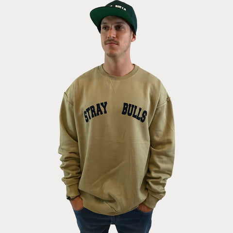 Crewneck STRAY BULLS Oversized
