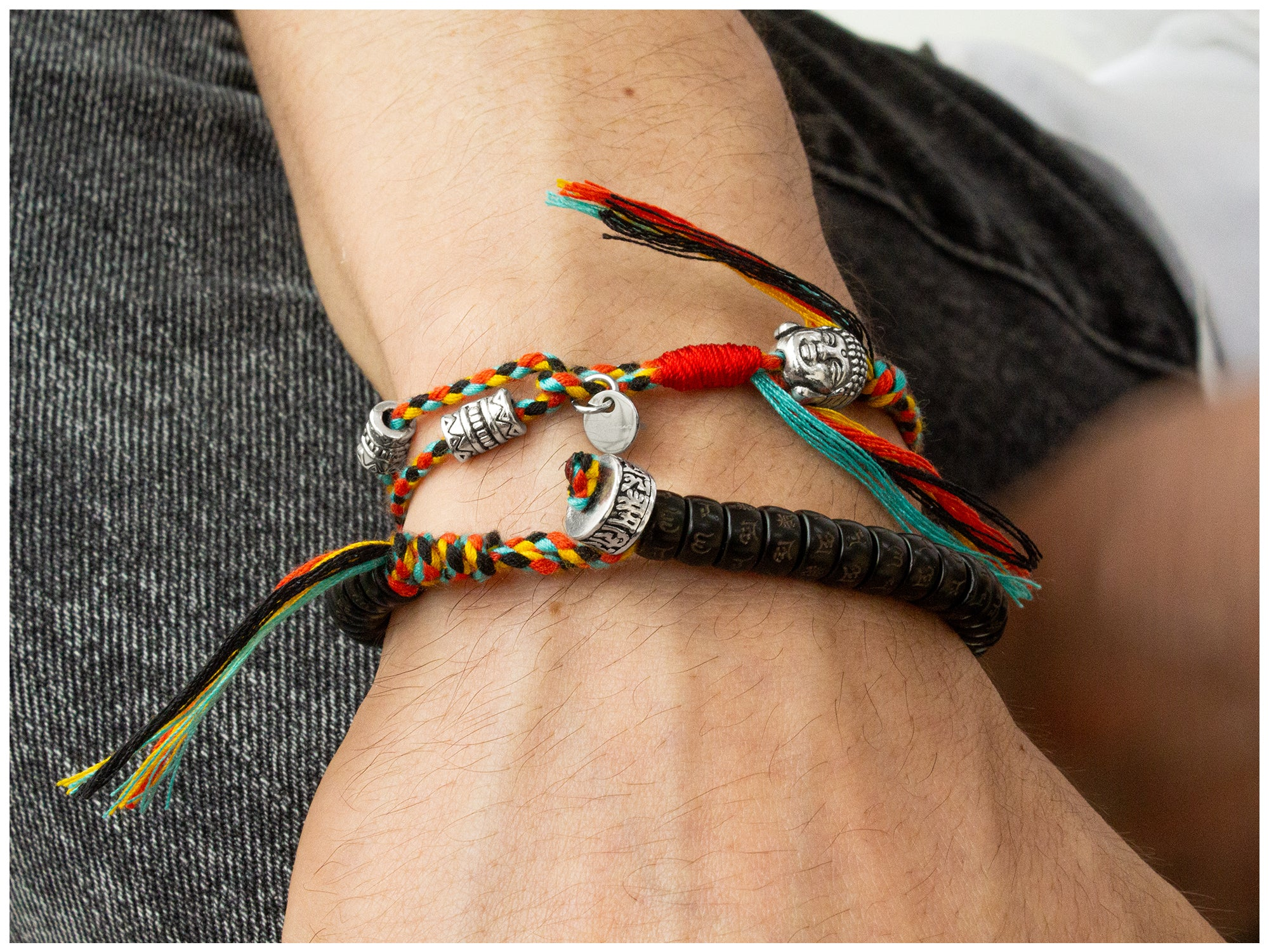 Top #5 bracelets Tibetan Collection