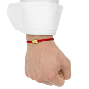 Bracelet - Amalfi Red 10K & 14K Gold