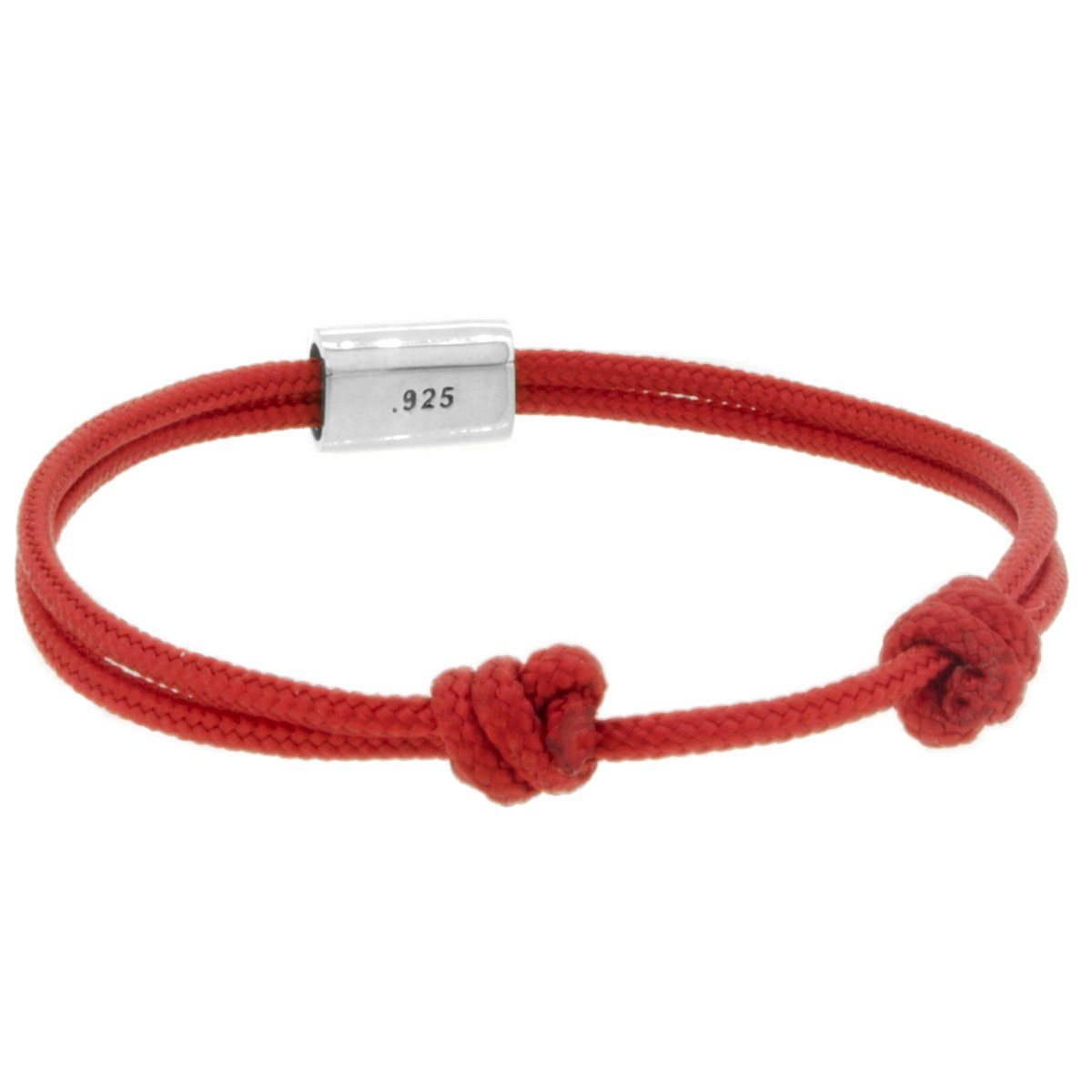 Bracelet - Amalfi Red Sterling Silver .925