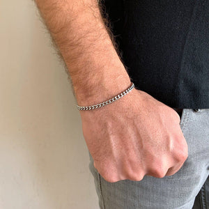 Bracelet - Catena 4 Mm