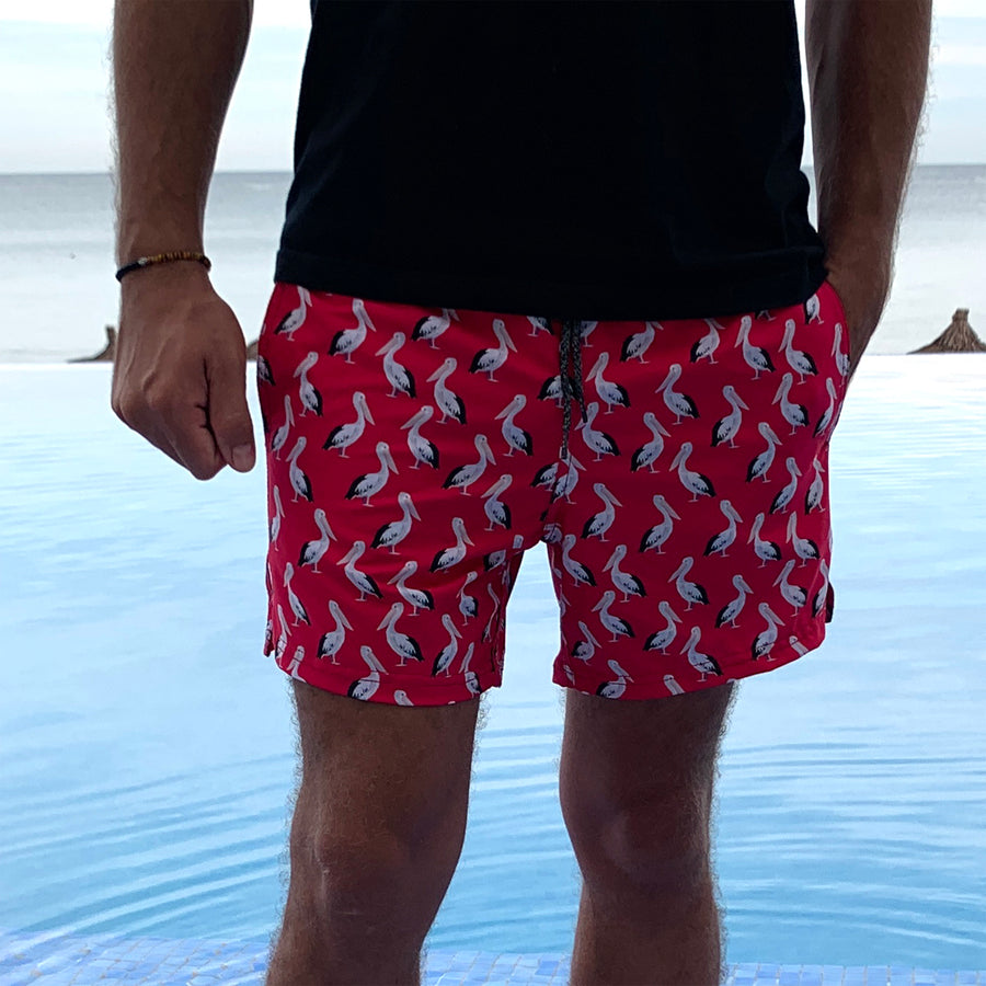 Pellicani Swim Trunk - Men
