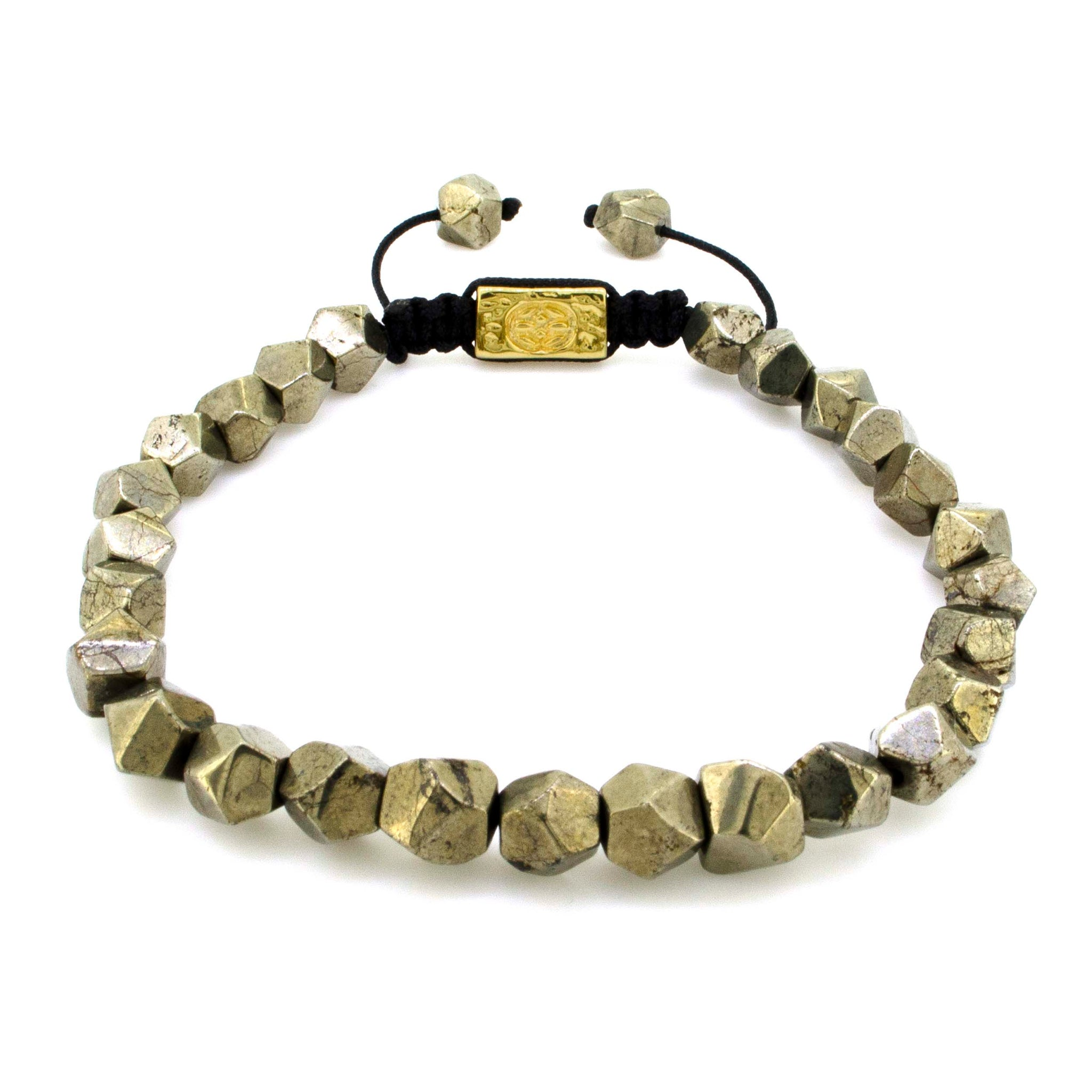 Allora Pyrite 14-Karat Gold