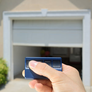How to get your garage remote to open and close door