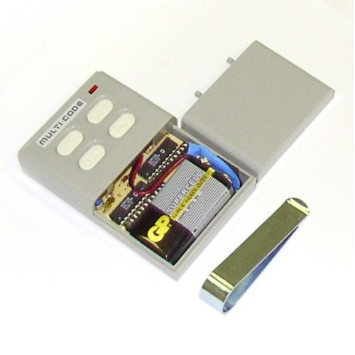 Garage Door Opener Multi-Code