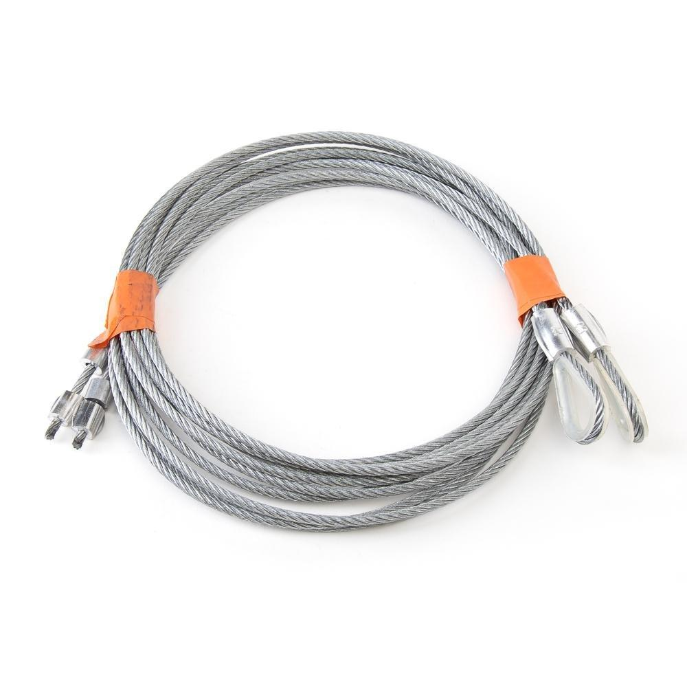 7 ft garage door torsion spring cable