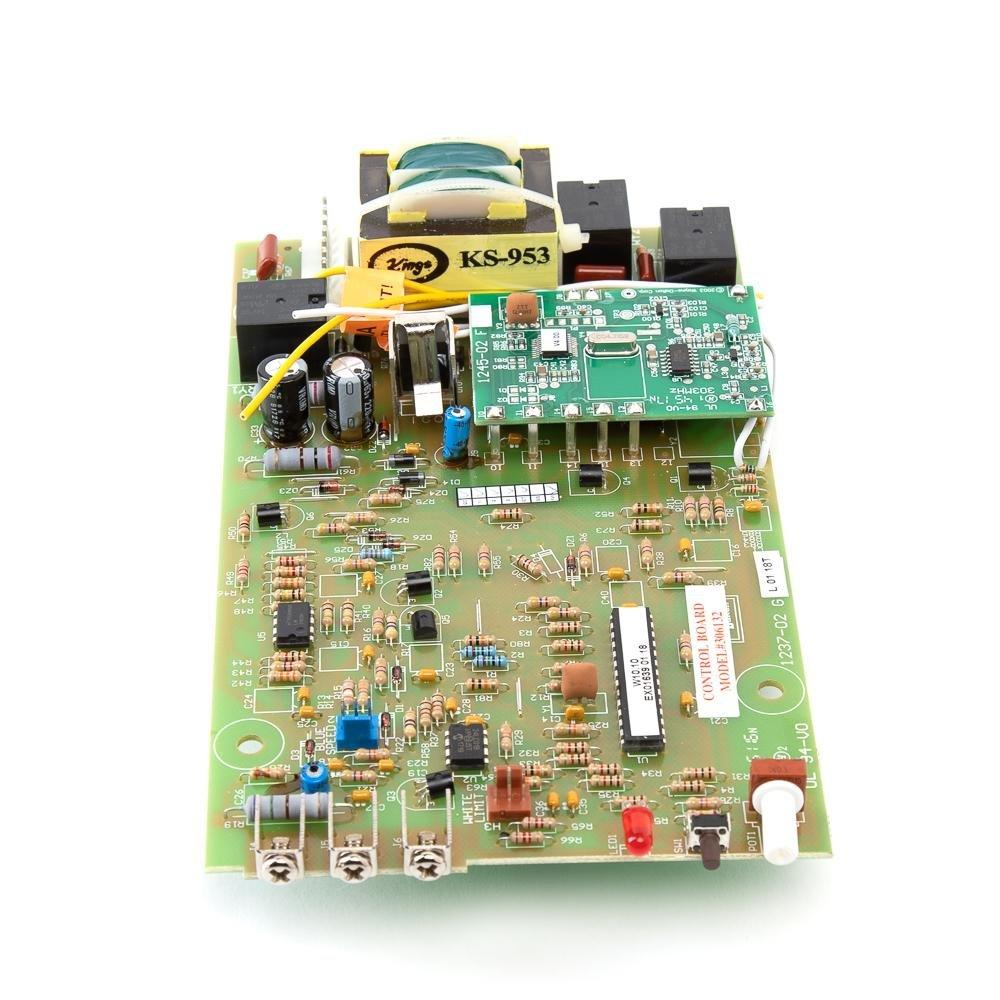 Wayne Dalton 296200 Opener Mother Board