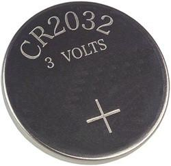 CR2032 Lithium 3 Volt Battery