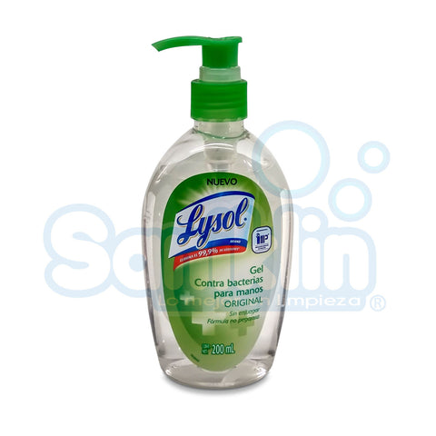 Gel Desinfectante Lysol