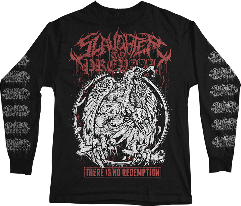 No Redemption Long Sleeve