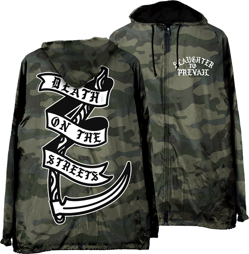 Death Windbreaker