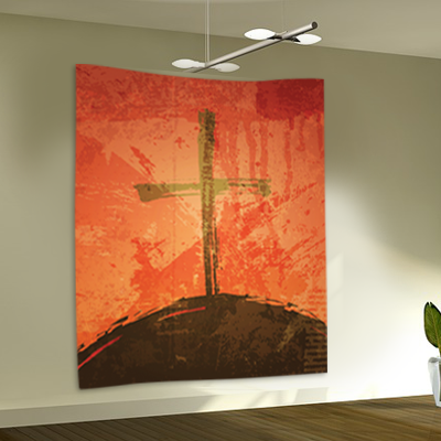 Christian Wall Tapestry