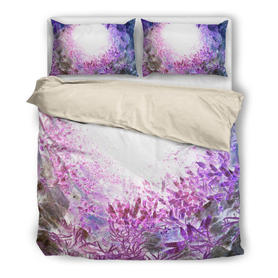 Surreal Bottom View Bedding Set