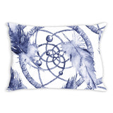 Watercolored Dream Catcher Throw Pillow