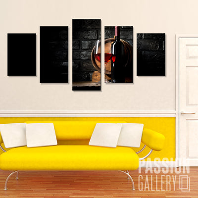 Wine Wall Art Canvas – Page 2 – PassionGallery