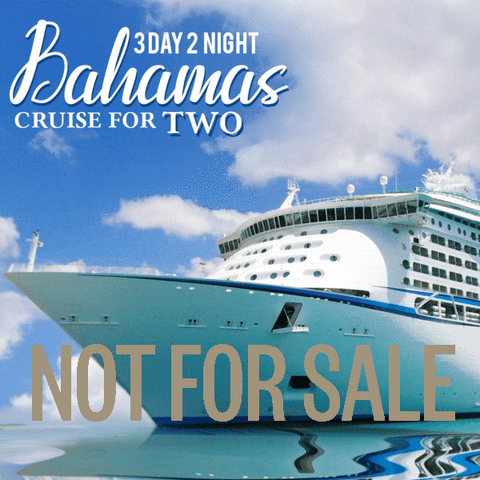 Travel Voucher: 3 Day 2 Night Bahamas Cruise for Two