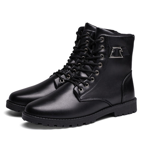 Mens Trendy Tall Boots