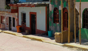 Small village in Chiapas, Mexico, where our coffee is grown.