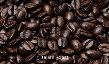 Load image into Gallery viewer, Organic, fair trade coffee, Italian Roast. Order online!