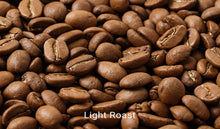 Load image into Gallery viewer, Organic, fair trade coffee, Light Roast. Order online!