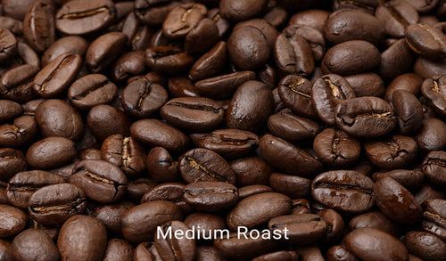 Organic, fair trade coffee, Medium Roast. Order online!