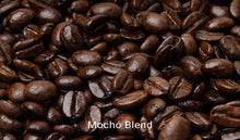 Load image into Gallery viewer, Organic, fair trade coffee, Mocho Blend. Order online!