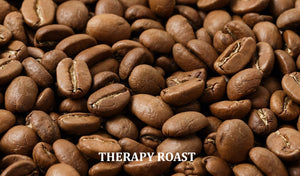 Organic, fair trade, coffee, Therapy Roast for enema use.