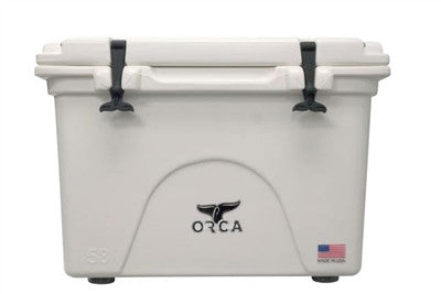 Orca 58 Quart Cooler White