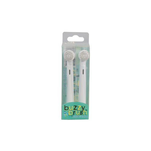 Jack n' Jill Buzzy Brush Replacement Heads