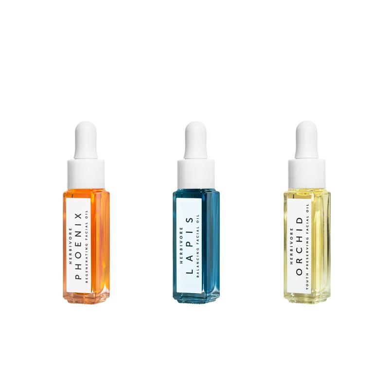 Herbivore Facial Oil Mini Set